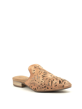 Veracruz Brick Shoe Safron