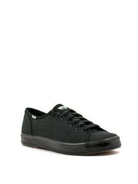 Keds Kickstart Canvas Sneaker Black/Black