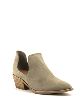 Chinese Laundry Focus Shoe Mink Suede