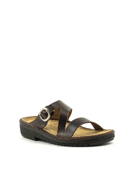 Naot Geneva Sandal Buffalo Leather
