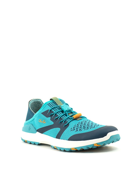 Olukai Miki Trainer Shoe Tropical Blue/Teal