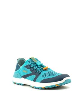 Olukai Miki Trainer Shoe Tropical Blue/Teal