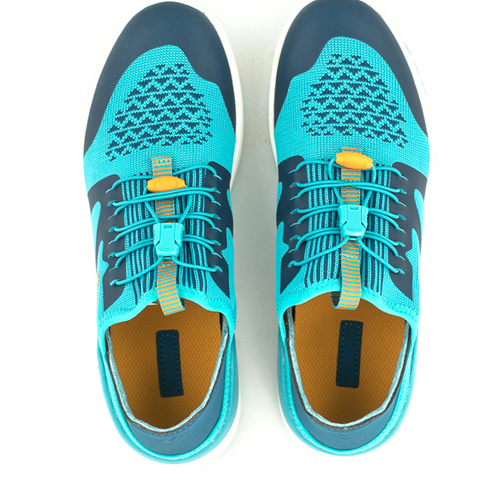 Olukai Olukai Miki Trainer Shoe Tropical Blue/Teal