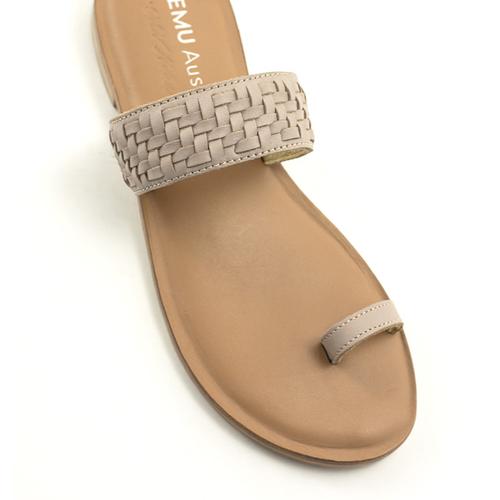Emu Emu Murlong Woven Sandal Putty