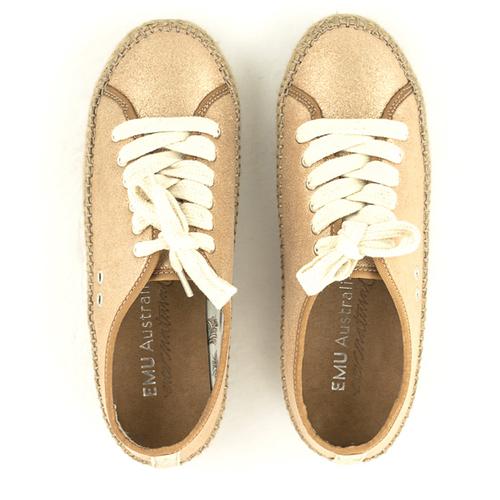 Emu Emu Agonis Sneaker Rose Gold