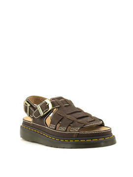Men's Dr. Marten's Arc Sandal Dark Brown