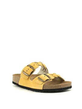 Shoe The Bear Cara S Sandal Yellow