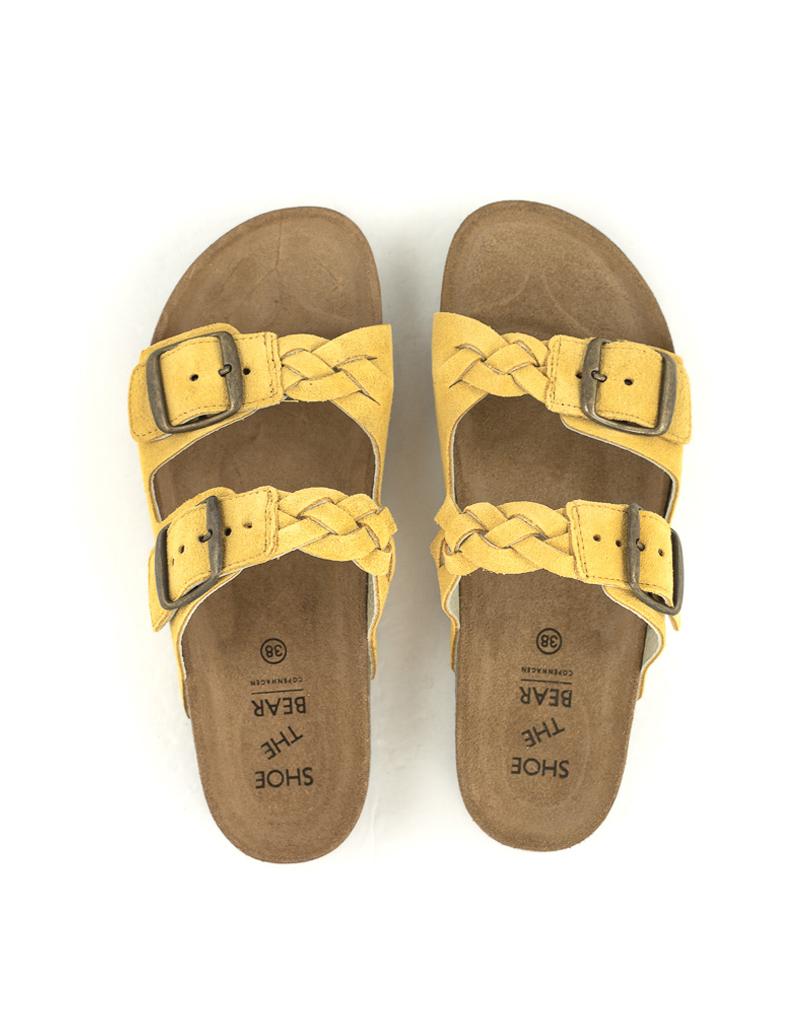 Shoe The Bear Shoe The Bear Cara S Sandal Yellow