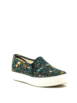 Keds Rifle Paper Triple Decker Shoe Wildwood