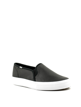 Keds Double Decker Leather Sneaker