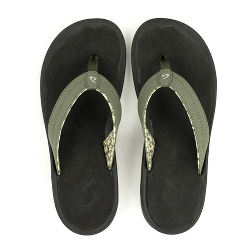 Olukai Olukai Ohana Sandal Dusty Olive/Black