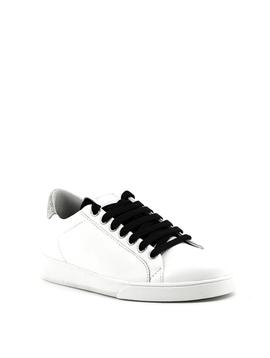 Blackstone RL96 Sneaker White/Silver/Black