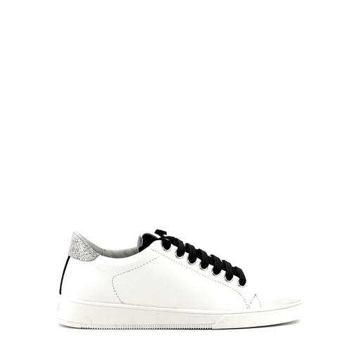 Blackstone Blackstone RL96 Sneaker White/Silver/Black