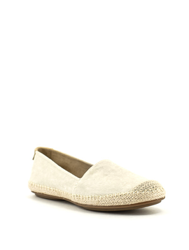 Sperry Sunset Skimmer Linen Shoe Ivory