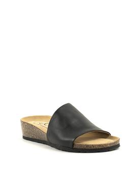 Bos&Co Lux Sandal Black