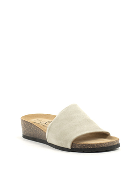 Bos&Co Lux Sandal Beige