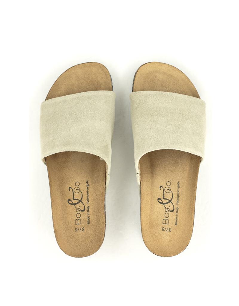 Bos & Co Bos&Co Lux Sandal Beige