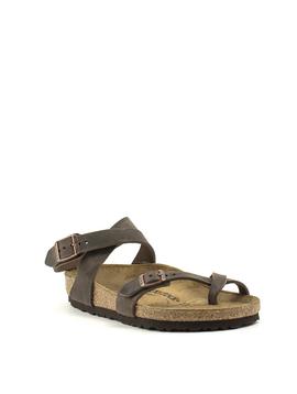 Birkenstock Yara Sandal Regular Width Habana Leather