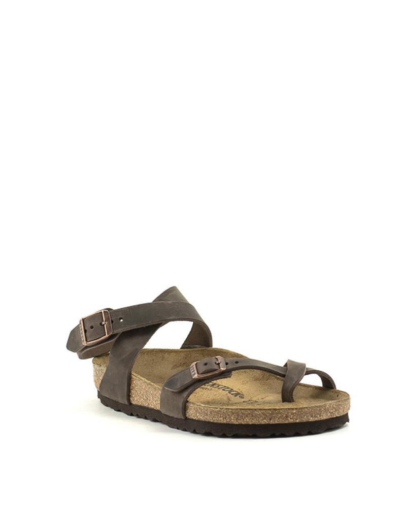 Birkenstock Birkenstock Yara Sandal Regular Width Habana Leather