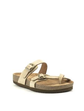Eastland Tiogo Sandal Sandstone Nubuck