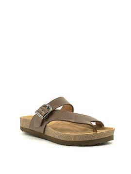 Eastland Shauna Sandal  Natural Leather