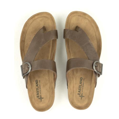 Eastland Eastland Shauna Sandal  Natural Leather