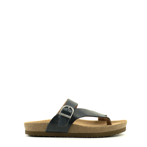 Eastland Eastland Shauna Sandal Navy Leather