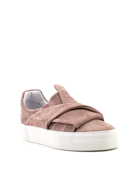Brusque Duke Suede Sneaker Pink