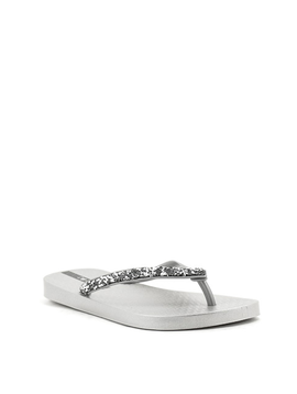 Ipanema Glam 82685-21489 Flip Flops Silver