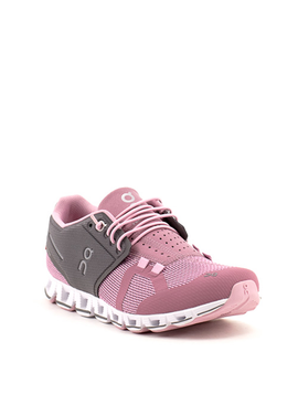 On Cloud Runner Charcoal/Rose