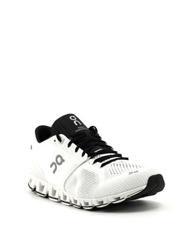 Men's On Cloud X Runner White/Black