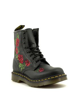 Dr. Martens 1460 Vonda Boot Black Floral