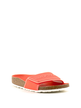 Birkenstock Tema Sandal Microfiber Coral