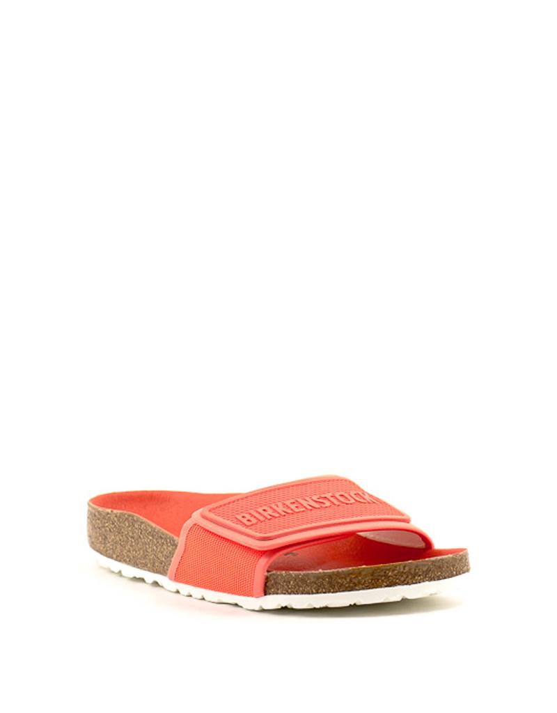 Birkenstock Birkenstock Tema Sandal Microfiber Coral