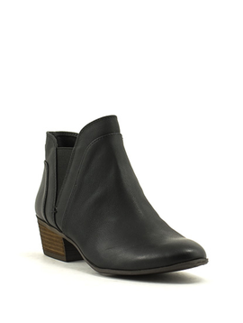 Circus By Sam Edelman Pent Boot Black PU