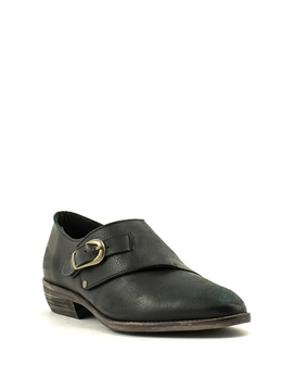 Veracruz Monk Shoe Black