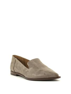 Frye Kenzie Venetian Shoe Grey