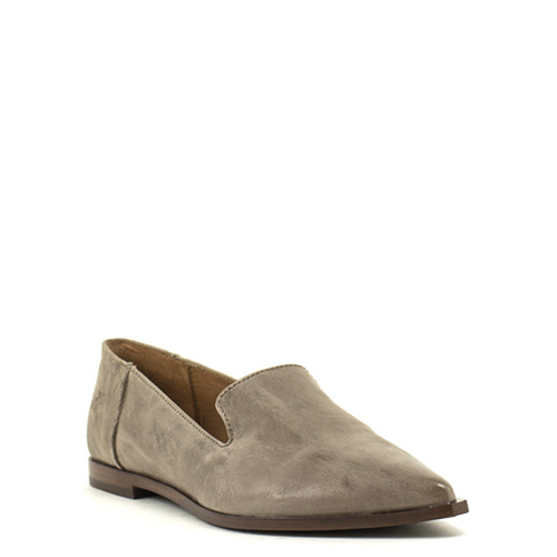 Frye Frye Kenzie Venetian Shoe Grey