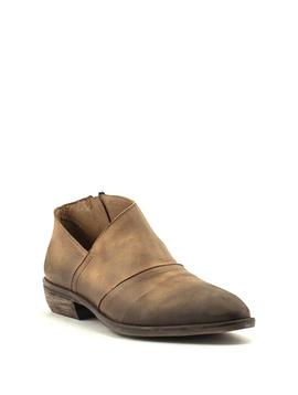 Veracruz Mobo Shoe Tan