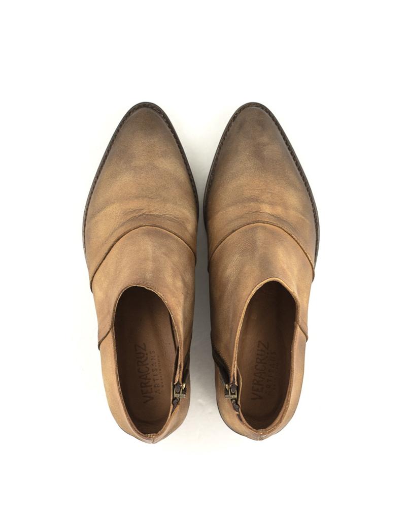 Veracruz Veracruz Mobo Shoe Tan