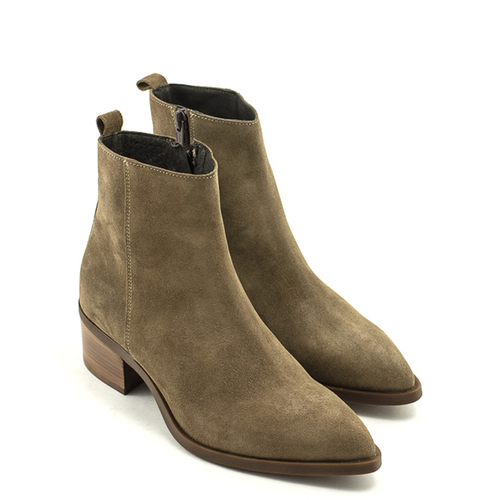 Ateliers Ateliers Boone Boot Tobacco Suede