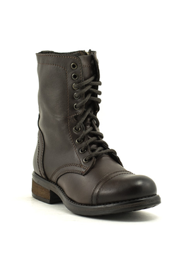 Steve Madden Tropa2-0 Boot Brown