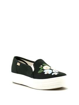 Keds Triple Decker RPC Emb Blk