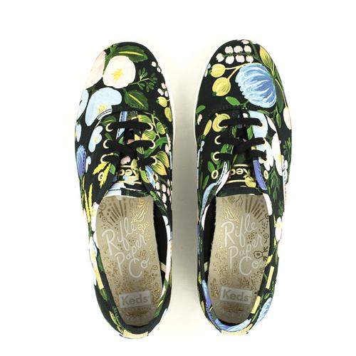 Keds Keds Champion RPC Botanical BK Sneaker