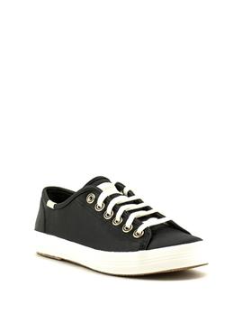 Keds Kickstart KS Satin Black Sneaker