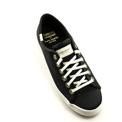 Keds Keds Kickstart KS Satin Black Sneaker