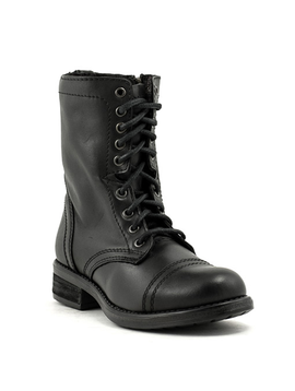 Steve Madden Tropa2-0 Boot Black