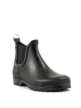 Ilse Jacobsen Rub94C Rain Boot Black