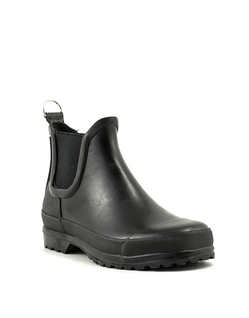 Ilse Jacobsen Ilse Jacobsen Rub94C Rain Boot Black