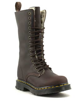Dr. Martens 1914 Kolbert Tall Waterproof Boot Dark Brown